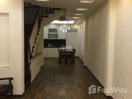 Studio Property for rent in Me Tri, Hanoi Cho thuê nhà ngõ ô tô đỗ cửa siêu đẹp tại Đồng Me . DT: 55 m * 5 tầng. MT: 5M