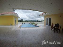 2 Bedrooms Property for sale in Phak Khuang, Uttaradit 5 Rai Land Plot with Villa For Sale in Uttaradit