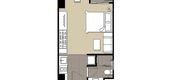 Unit Floor Plans of Ideo Sathorn - Wongwian Yai