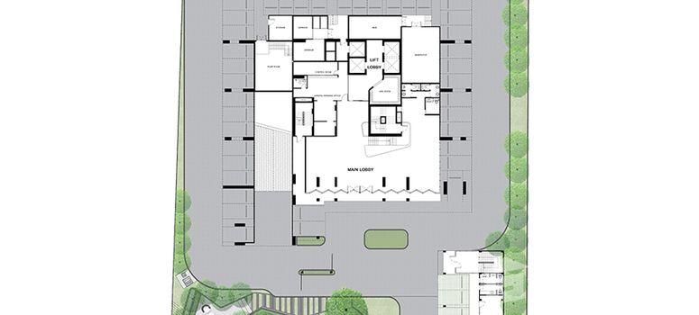 Master Plan of Ideo Sathorn - Wongwian Yai - Photo 1