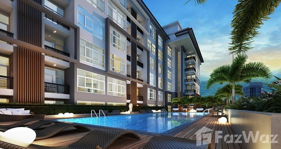 Condo & apartment projects in Chiang Mai - My Hip Condo