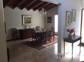 Lima La Molina Calle 13 4 卧室 公寓 租