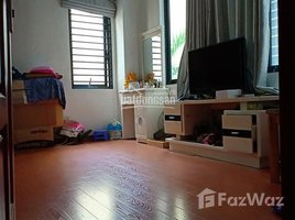 Studio House for sale in Lang Thuong, Hanoi Bán gấp nhà riêng ngõ 80 Chùa Láng cạnh hồ, DT 57m2, ngõ rộng 4,5m giá bán 5.7 tỷ