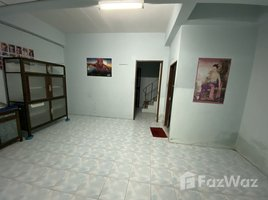 2 Bedrooms Townhouse for sale in Nong I Run, Pattaya 2-Storey Townhouse For Sale In Chom Bueng Village.
