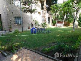Cairo Stand Alone Villa For Rent In Maadi Sarayat 4 卧室 别墅 租
