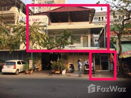 3 Bedrooms Property for rent in Phsar Daeum Kor, Phnom Penh Cottage Character Backpackers Motel Concept in BKK2 For Rent