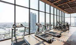 Photos 2 of the Gym commun at Chewathai Residence Bang Pho