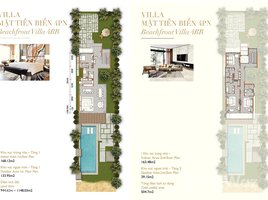 3 Phòng ngủ Biệt thự bán ở Phước Thuận, Bà Rịa - Vũng Tàu Bán biệt thự biển Melia Hồ Tràm at The Hamptons 3PN, 4PN, diện tích 540m+66 (0) 2 508 8780m2. LH +66 (0) 2 508 8780