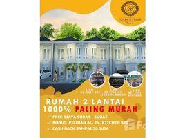 3 Bedrooms House for sale in Ciputat, Banten Jln. SukaDamai V, Bintaro, Tangerang Selatan, Tangerang, Banten