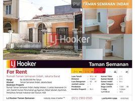 2 Bedrooms House for sale in Cengkareng, Jakarta Taman Semanan Indah, Jakarta Barat, Jakarta Barat, DKI Jakarta