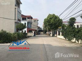 N/A Land for sale in Co Bi, Hanoi BÁN 93M ĐẤT ĐẤU GIÁ THÔN VÀNG,CỔ BI,GIA LÂM, HAI MẶT THOÁNG. ĐƯỜNG RỘNG 10M