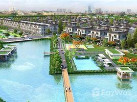 4 Bedrooms House for rent in Phuoc Kien, Ho Chi Minh City Cho thuê biệt thự phố liền kề Lavila Kiến Á, Nhà Bè, 4PN, nội thất cao cấp, giá 15 triệu/tháng
