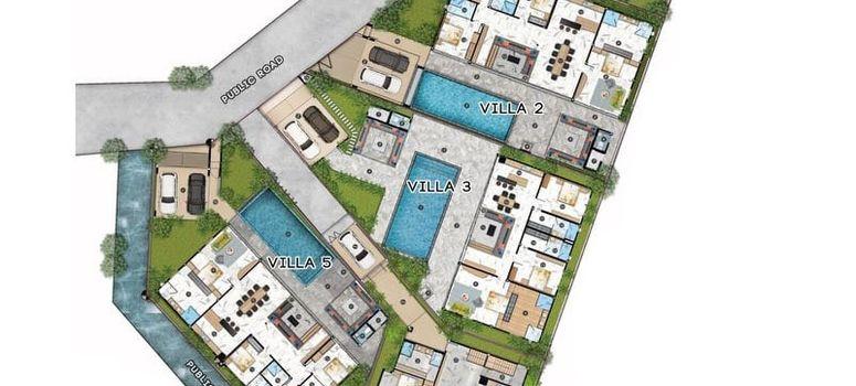 Master Plan of Brianna Luxuria Villas - Photo 1