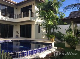 4 Bedrooms House for rent in Sakhu, Phuket Cabrinha Private Pool Villa