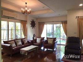 4 Bedrooms Property for sale in Bang Pla, Samut Prakan Baan Busarin Bangpla