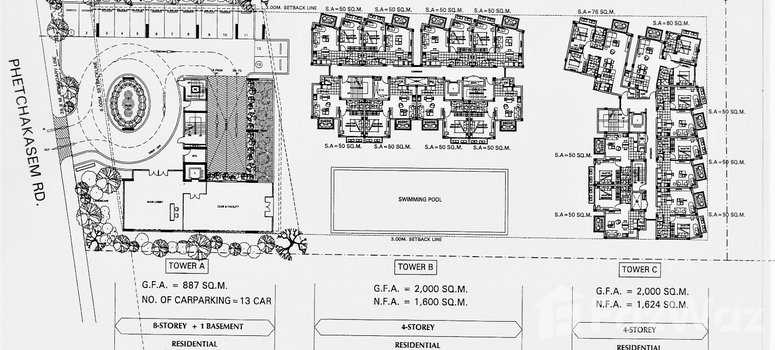 Master Plan of Mykonos Condo - Photo 1