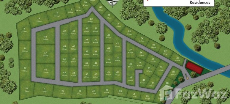 Master Plan of Red Mountain Woodlands Residences - Photo 1