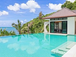 4 Bedrooms Property for rent in Wichit, Phuket Absolutely Direct Beachfront Villa Hai Leng