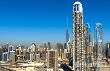 SLS Dubai Hotel & Residences in DAMAC Towers by Paramount, Dubai