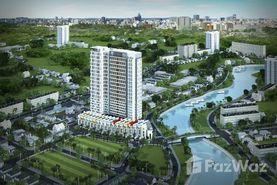 La Astoria Real Estate Development in Binh Trung Tay, Ho Chi Minh City