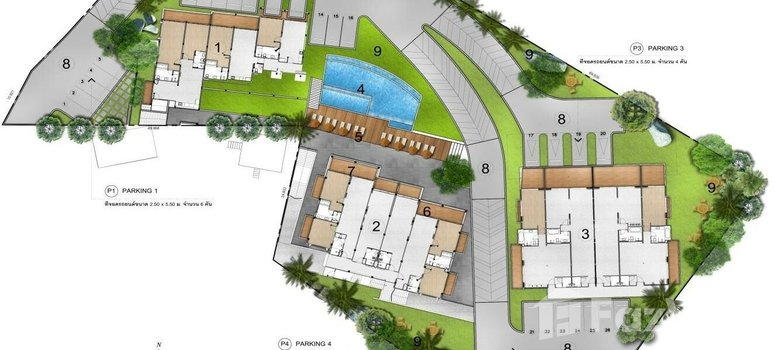 Master Plan of The Bay - Photo 1