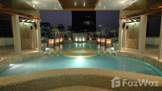 3D Walkthrough of the Communal Pool at Grand 39 Tower