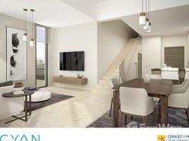 Al Bahr Al Ahmar Town House Corner for sale in CYAN Orascom 3 卧室 联排别墅 售