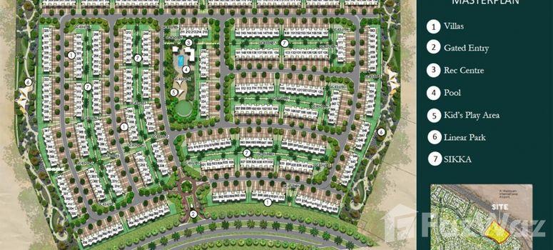 Master Plan of Parkside 2 - Photo 1