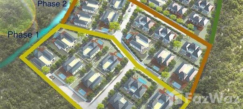 Master Plan of Amariya Villas - Photo 1