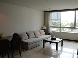 1 Bedroom Condo for rent in Thung Mahamek, Bangkok Baan Thirapa