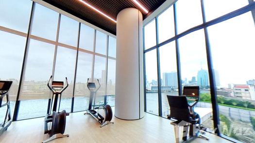 3D Walkthrough of the Fitnessstudio at Banyan Tree Residences Bangkok