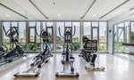 Communal Gym at The Trust Condo South Pattaya