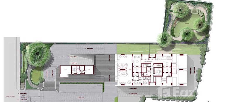 Master Plan of The Monument Thonglor - Photo 1