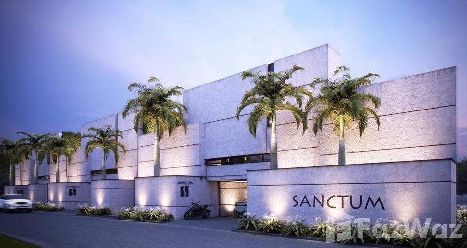 New super luxury condo & villa projects in Chiang Mai - The Sanctum Chiang Mai