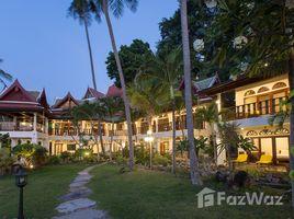 苏梅岛 湄南海滩 Huge 9-Bedroom Thai Style Beachfront Pool Villa in Bangpor 9 卧室 别墅 租