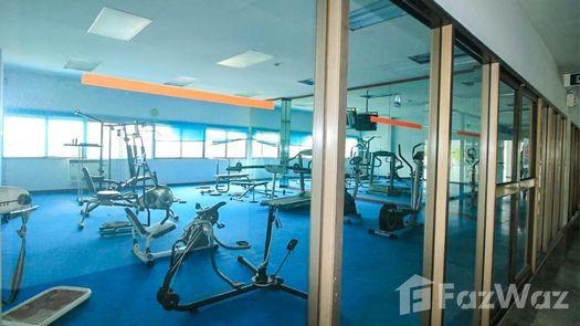 3D Walkthrough of the Communal Gym at Kieng Talay