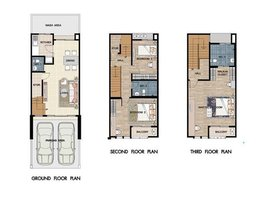 3 Bedrooms House for sale in Chantharakasem, Bangkok Baan Klang Muang Ratchada 36