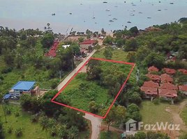N/A บ้าน ขาย ใน แม่น้ำ, เกาะสมุย Beachside Land For Sale Bophut 2.7 Rai
