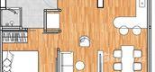 Unit Floor Plans of Diamond Condominium Bang Tao