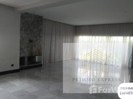 Grand Casablanca Na Anfa Villa très moderne avec piscine 4 卧室 别墅 租