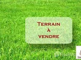 Grand Casablanca Bouskoura Terrain 499 m² zone villa en vente vers Les Jardins de l'Océan à Dar Bouazza N/A 土地 售