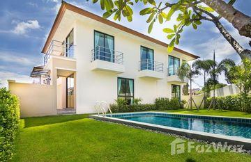 Villa Asiatic in Bang Lamung, Pattaya
