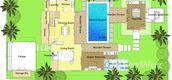 Unit Floor Plans of Dolphin Bay Pool Villas