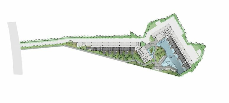 Master Plan of The Deck - Photo 1