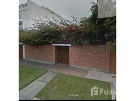 Lima San Isidro General La Fuente, LIMA, LIMA 4 卧室 屋 售