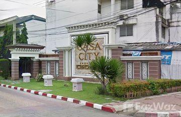 Casa City Sukontasawat 1 in Lat Phrao, Bangkok