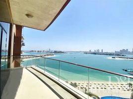 迪拜 Tiara Residences Aquamarine at Tiara Residences 1 卧室 住宅 租