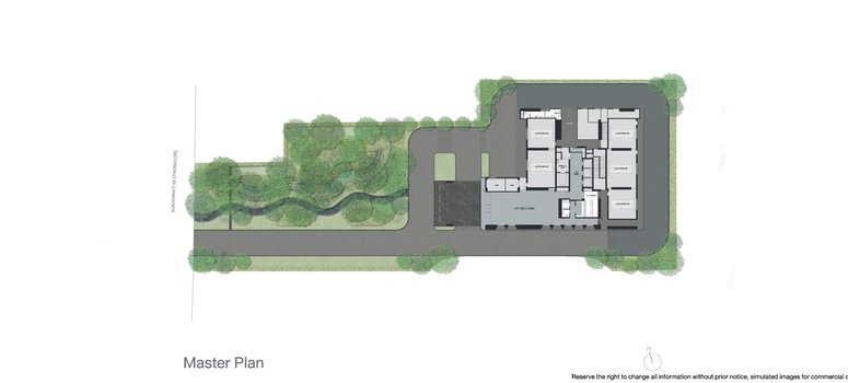 Master Plan of Noble Form Thonglor - Photo 1