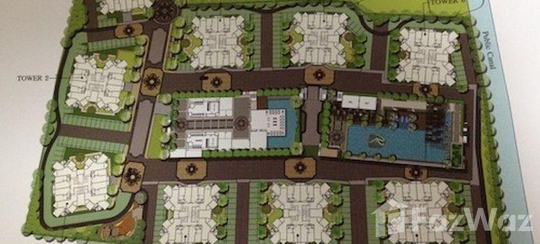 Master Plan of Supalai Wellington - Photo 1