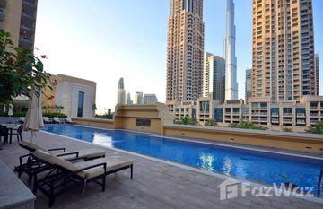Claren Towers in BLVD Crescent, Dubai